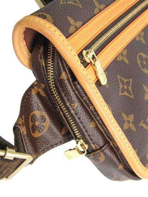 louis vuitton monogram fanny pack shoulder belt bag  stdibs