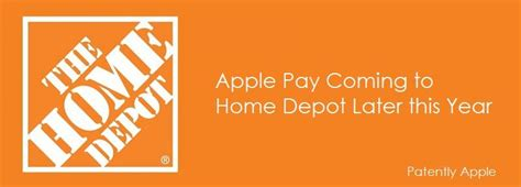 Home Depot Preparing To Accept Apple Pay Later This Year Dining Room Table Centerpieces Ideas Exterior Contemporary Homes Color Schemes For Home Paint Bathroom Design Pictures Total Exteriors Inc Remodeling Of French Provincial