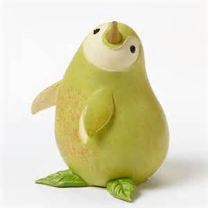 pilgrim figurines thanksgiving home grown figurines enesco vegetable fruit animals