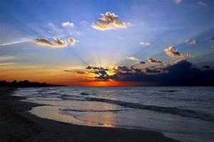 #Varadero #beach at sunset. | Cuban Heritage *☆༻ღ | Pinterest
