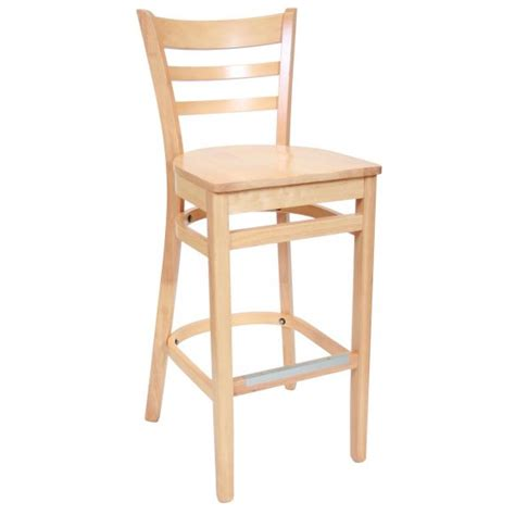 White Wooden Bar Stools With Backs by Furniture Alluring Wood Bar Stools With Back For