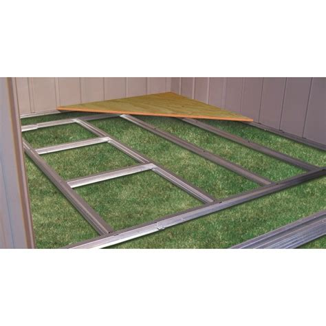 Arrow 10x14 Shed Floor Kit by Arrow Shed Floor Frame Kit For 10x12 And 10x14 Fb1014