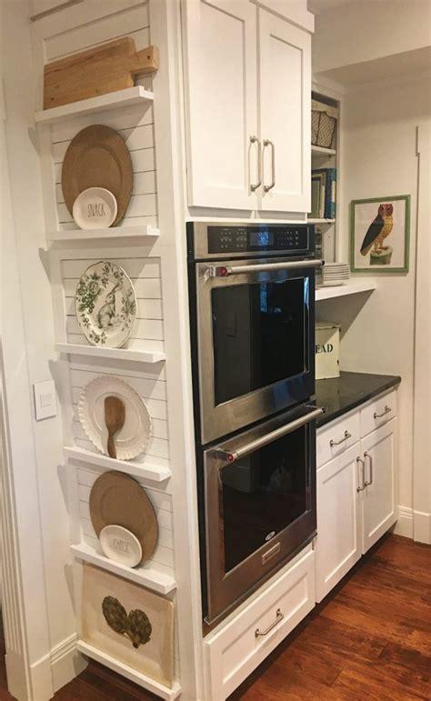 diy plate ledges  house wren beautiful kitchen cabinets kitchen remodel kitchen design