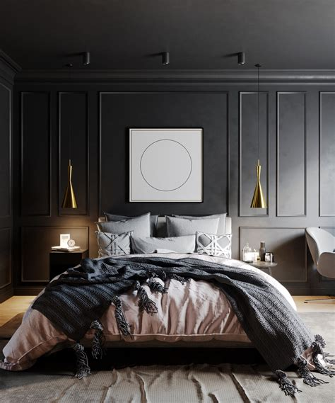 Bedroom Accessories by 51 Beautiful Black Bedrooms With Images Tips