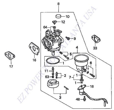 Cummins Onan Homesite Power Gas Generator Carburetor
