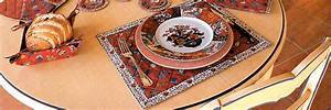Sets De Table Originaux : sets de table originaux ~ Voncanada.com Idées de Décoration
