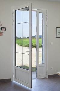 Porte D Entrée Vitrée Aluminium : 25 best ideas about porte d entree vitree on pinterest ~ Melissatoandfro.com Idées de Décoration