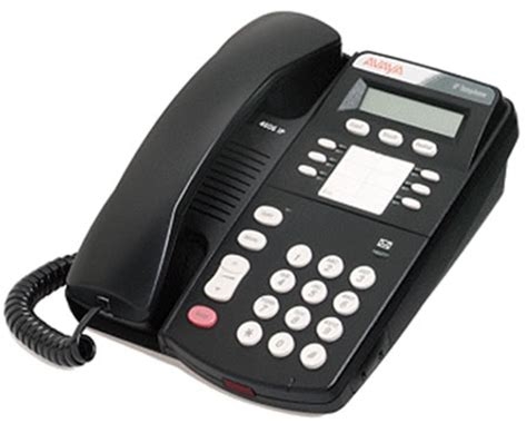 did a black invent the cell phone avaya 4606 voip phone for ip office phone system