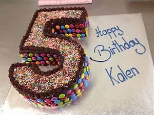 Number 5 Birthday Cake Cakes! Pinte