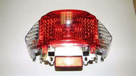 chinese scooter tail light gy6 50cc tao tao atm50a1 peace sports brake light ebay