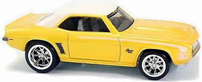 Camaro 69 50th Anniversary Hw Favorite Wheels
