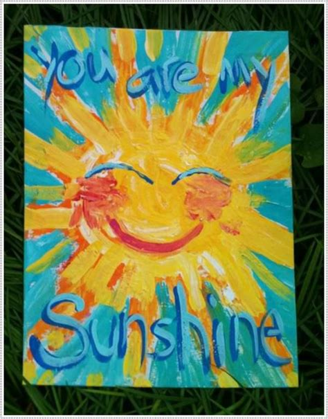 40 Awesome Canvas Painting Ideas For Kids