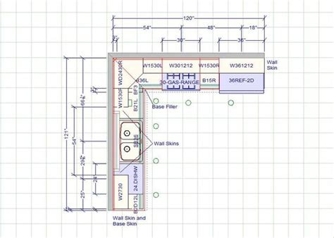 kitchen design dimensions 10 x 12 kitchen layout 10 x 10 standard kitchen 1182