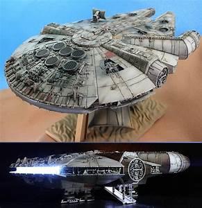 Faucon Millenium Star Wars : pingl par ange sur star wars faucon millenium star wars et tim e ~ Melissatoandfro.com Idées de Décoration