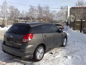 2004 Toyota Matrix Pictures  1 8l   Gasoline  Ff  Manual