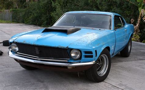 Ford Mustang 429 by The Ultimate Mustang 1970 429