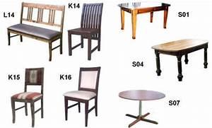 Günstige Tische Und Stühle : tische und st hle holztische und holzst hle aus polen ~ Bigdaddyawards.com Haus und Dekorationen