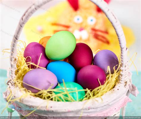 color easter eggs easter egg dye with color chart recipe