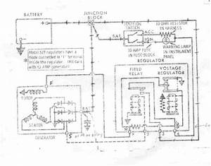 Sekv 4155  1973 Corvette Alternator Wiring Diagram