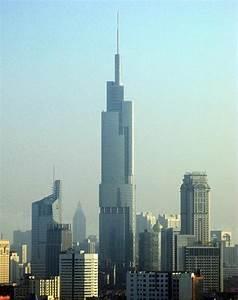 Zifeng Tower / InterContinental Nanjing - Nanjing