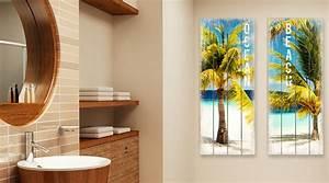 Wandbilder Für Badezimmer : wandbilder f r das badezimmer bestellen wall ~ Markanthonyermac.com Haus und Dekorationen