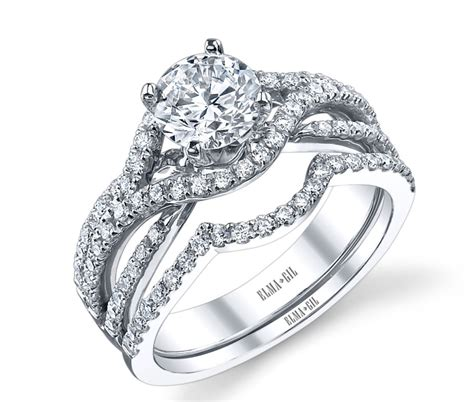 trio wedding ring sets jared wedding favors how to wear engagement ring with wedding band insert inside jared zales