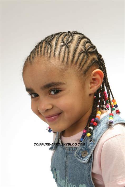 Tresse Africaine Pour Fille Tresse Fille Coiffure Black