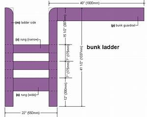 Woodwork Plans To Build A Bunk Bed Ladder PDF Plans