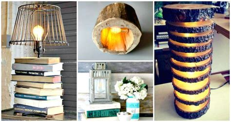 15 Unique Diy Lamp Ideas To Light Up Your Home Creatively Baby Shower Favors Safari Pictures Of For Twins Ideas M&m Theme Boy Decorations Finger Food Elephant Pink Butterfly