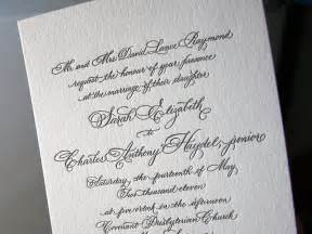 stunning interiors for the home classic black white calligraphy wedding invitations