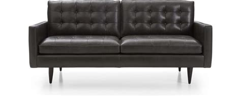 petrie leather apartment sofa hereo sofa