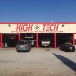 high tech transmission specialists auto repair