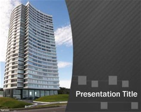 architect powerpoint template