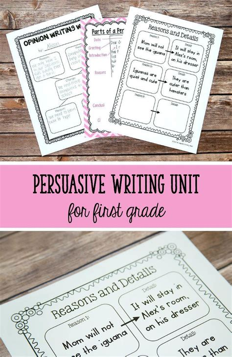 images  persuasive writing lessons
