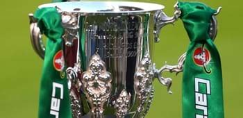 Carabao Cup fourth round draw completed   Tottenham Hotspur