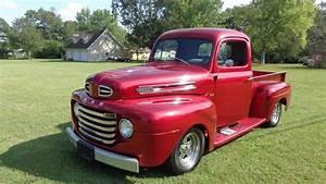 1949 Ford F100 Pickup
