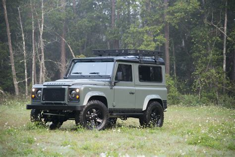 Rover Defender by Project 13 Land Rover Defender 90