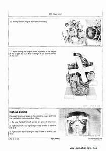 John Deere 650  U0026 750 Tractors Technical Manual Pdf
