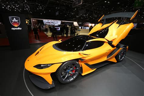 Ridiculously Hot Apollo Arrow Supercar Is Everything