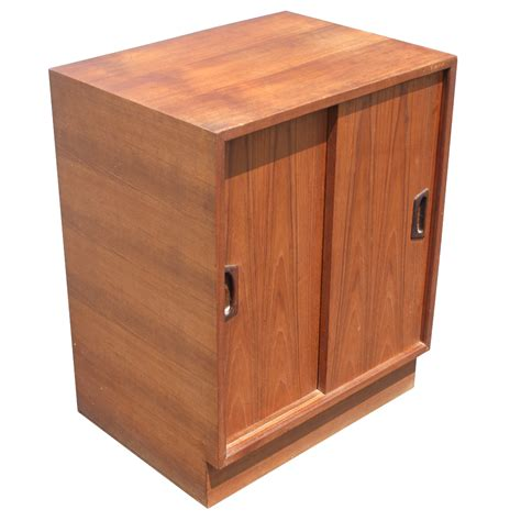 bedroom end table ls 2 24 quot scandinavian teak bedroom side end tables ebay