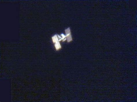 What is the best picture of the ISS taken from Earth? - Quora