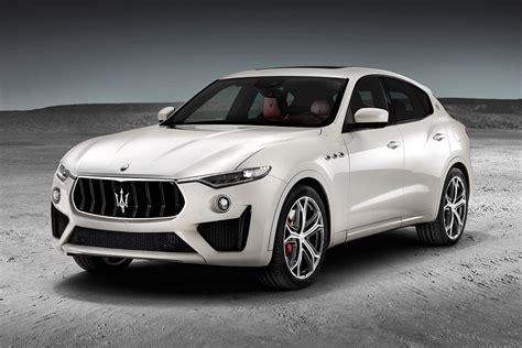 Maserati Motor by Maserati Levante Gts 2018 V8 Ps Motor Bilder