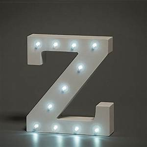 Cheap white led wooden letter i lights sign 6 inch led for Light letters for sale