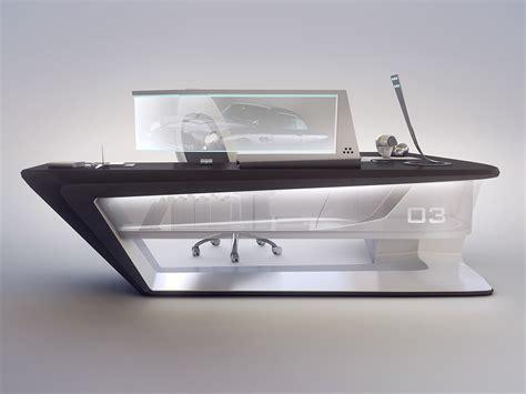 modern desk designs modern desk design on behance black and white pinterest desks modern and futuristic furniture