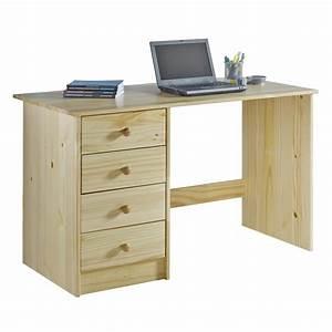 Schreibtisch Kiefer Massiv : schreibtisch arne kiefer massiv in natur mobilia24 ~ Lateststills.com Haus und Dekorationen