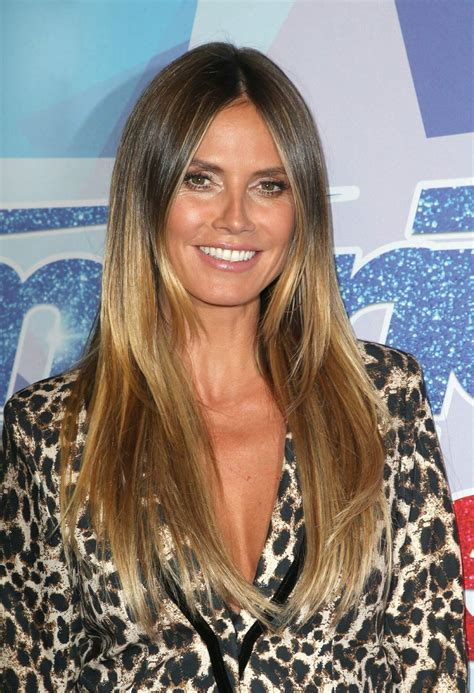 Heidi Klum America Got Talent Season Post Show