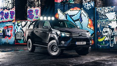 Toyota Hilux 4k Wallpapers by Toyota Hilux Invincible 50 Cab By Arctic Trucks 4k