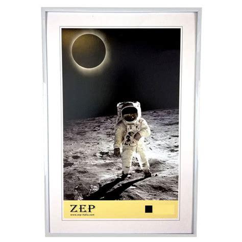 cadre photo 50x70 argent galerie zep