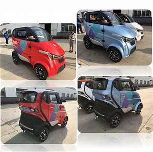 J2 Two Speed Eec Electric Car Of Four Wheels For Adult