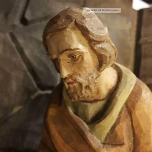 Krippenfiguren Holz Geschnitzt : weihnachtskrippe antik krippenfiguren holz geschnitzt ~ Watch28wear.com Haus und Dekorationen